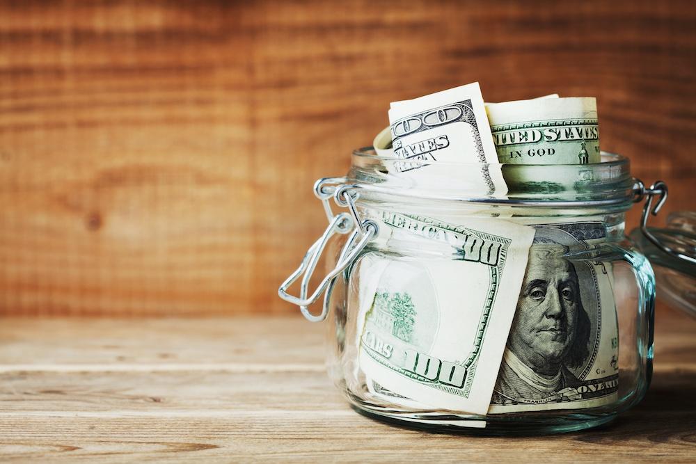 Saving money with YNAB