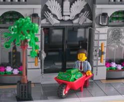 Lego stock news